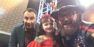 """Коломиян закликають підтримати Діану Дяків у шоу """"Україна має талант. Діти"""""""