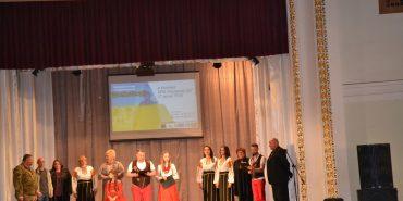 """Благодійний концерт на підтримку проекту """"Діти Небесної гвардії"""" відбувся у Коломиї. ФОТО"""