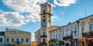 Коломийська ратуша потрапила до переліку найстаріших в Україні