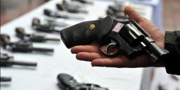 На Прикарпатті оголосили місячник добровільної здачі зброї