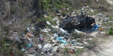 Районна влада просить повідомляти про несанкціоновані сміттєзвалища на Коломийщині