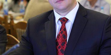 Лев Кишакевич став новим головою Івано-Франківського міського суду. ФОТО