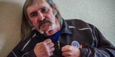 Актор Коломийського драмтеатру Захар Новицький відзначає свій 65-літній ювілей