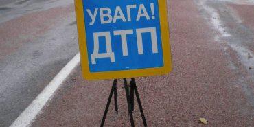 На Прикарпатті перекинувся автомобіль під керуванням 23-річного львів'янина