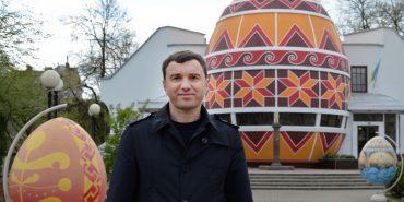 Народний депутат Андрій Іванчук привітав земляків з Великодніми святами. ВІДЕО