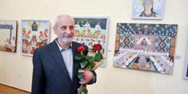 Львів'ян вразили полотна художника з Коломийщини. ФОТО