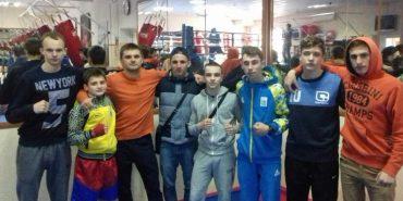 Коломийські боксери стали переможцями чемпіонату області. ФОТО