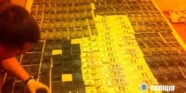 У поліції розповіли подробиці затримання на Прикарпатті іноземців-фальшивомонетників. ФОТО+ВІДЕО