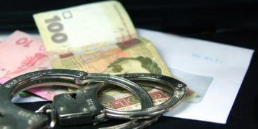 На Франківщині затримали на хабарі посадовця державного санаторію. ФОТО