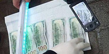 На Франківщині на хабарі затримали начальника сектору кримінально-виконавчої інспекції. ФОТО