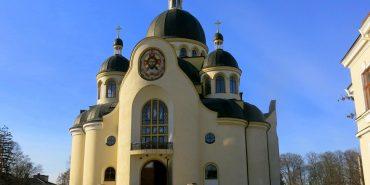 Розклад богослужінь на Страсний тиждень в Катедральному соборі Преображення Господнього у Коломиї