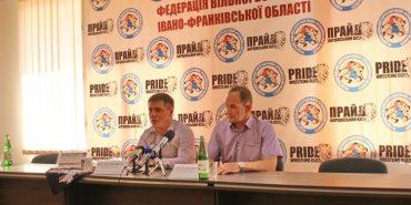 На Прикарпатті відбудеться чемпіонат України з вільної боротьби серед юніорів
