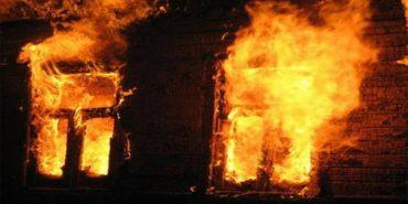 У пожежі на Прикарпатті загинуло двоє людей
