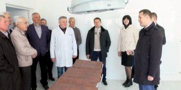 Відділення екстреної медичної допомоги відкриють у Коломийській ЦРЛ. ВІДЕО