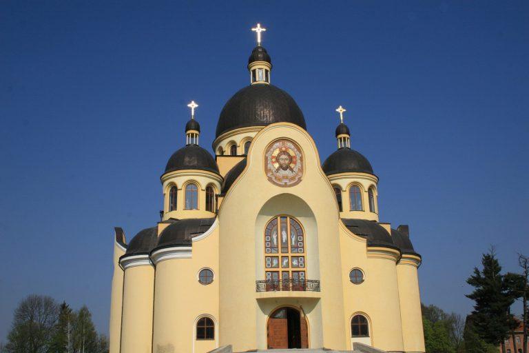 Розклад Богослужінь на Водохреща у Катедральному соборі у Коломиї