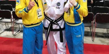 Прикарпатець став чемпіоном Європи з тхеквондо