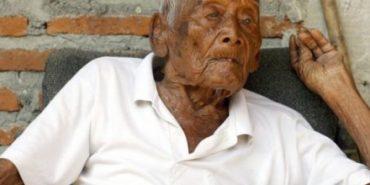 У віці 146 років в Індонезії помер найстаріший чоловік світу