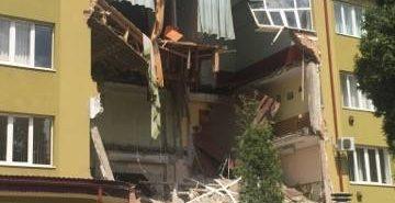 У Коломиї розбирають завали пошкодженої частини коледжу, залучено 101 рятувальник