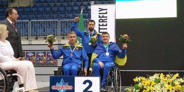 Прикарпатець здобув срібло на чемпіонаті світу з настільного тенісу