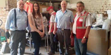 Медичні заклади Прикарпаття отримали допомогу від німецьких партнерів