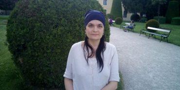 """Вчинок лідера гурту """"Океан Ельзи"""" вразив прикарпатську журналістку Оксану Кваснишин, яка бореться з раком"""