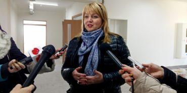 """Міністр похвалила нову очільницю """"Охматдиту"""" Ірину Садов'як. ВІДЕО"""