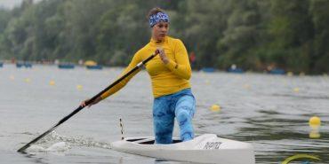 Спортсменка з Прикарпаття у складі збірної України їде на Кубок світу з веслування