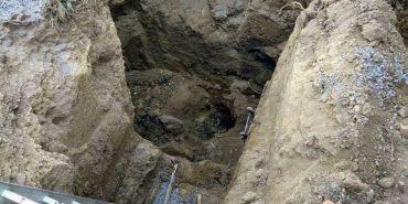 На Прикарпатті 18-річного хлопця присипало ґрунтом