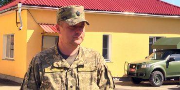 Начальник групи цивільно-військового співробітництва 10-тої штурмової бригади розповів про скандальне затримання водія. ВІДЕО