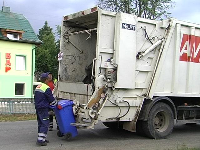 Від 1 червня у Коломиї діятимуть нові тарифи на вивезення сміття