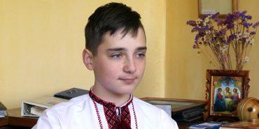 Учень Коломийської гімназії увійшов у трійку найрозумніших дітей України. ВІДЕО