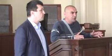 Любомир Жупанський і Володимир Островський потиснули руки