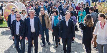 Коломию відвідали понад 40 послів та 30 міністрів з цілого світу. ФОТОРЕПОРТАЖ
