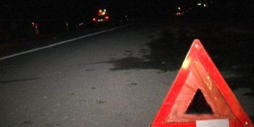 На Франківщині перекинувся автомобіль під керуванням 20-річного водія