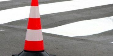 На Прикарпатті авто збило на переході 11-річну дитину
