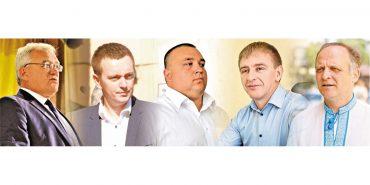 Як за рік змінилися статки міського голови Коломиї та його заступників?