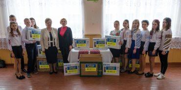 """БФ """"Покуття"""" забезпечив комп'ютерними класами вже 12 шкіл у Коломийському районі. ФОТО"""