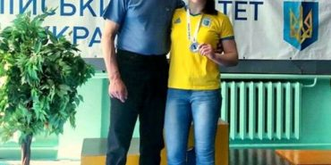 Студентка Коломийського інституту Марія Ільчишин перемогла на змаганнях з вільної боротьби на Літній Універсіаді України