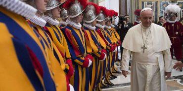 Гвардія Папи Римського – найменша армія у світі