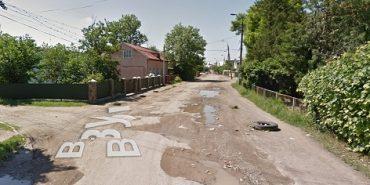 Дорогу на вулиці Верещинського у Коломиї відремонтує фірма з Одещини за 2,49 мільйони гривень