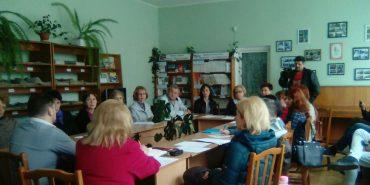 В Коломиї провели круглий стіл з питань інтеграції переселенців
