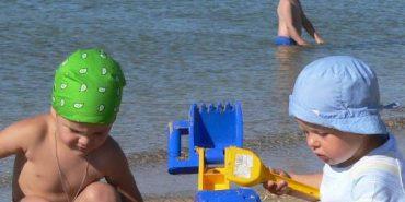 На Прикарпатті рятувальники закликають батьків пильнувати своїх дітей під час відпочинку біля водойм