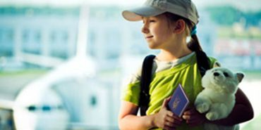 Безвізовий режим: що треба знати батькам при перетині кордону з дитиною