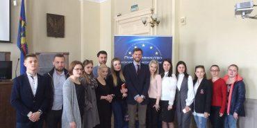 Представництво ЄС розпочало інформаційну кампанію в Коломиї. ФОТО