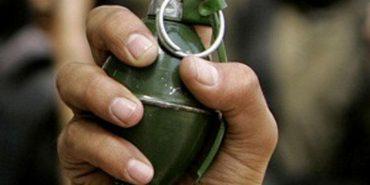 На Прикарпатті на приватне подвір'я кинули гранату. ФОТО