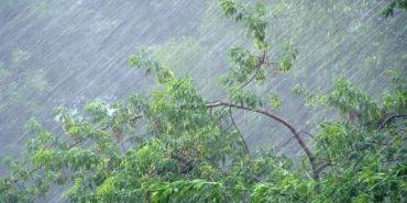 Прикарпатців попереджають про зливи та шквали