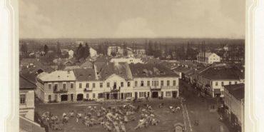 У мережу виклали унікальні світлини Коломиї 1880 року. ФОТО