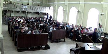 У Коломиї триває 21 сесія Коломийської міськради. ОНЛАЙН ТРАНСЛЯЦІЯ