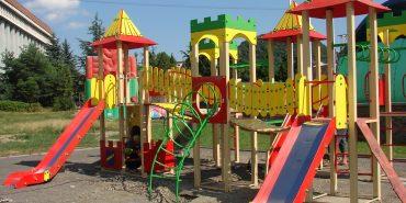 У Коломиї встановлять 18 дитячих і 3 спортивні майданчики. СПИСОК
