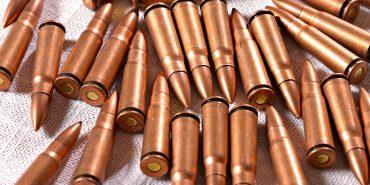 Під час обшуку в мешканця Коломийщини виявили десятки патронів до різних видів зброї